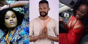BBNaija: I'll Rather Leave Nigeria Than Allow Cee-c Kiss Me – Uche Maduagwu Declares
